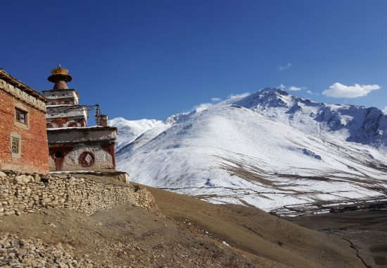 The Kingdom of Mustang: an authentic experience