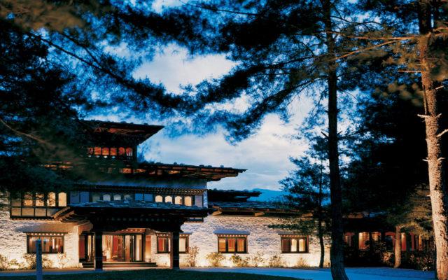 The Splendours of Bhutan